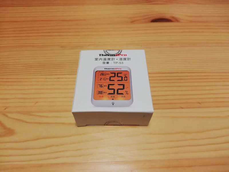 デジタル温湿度計ThermoPro