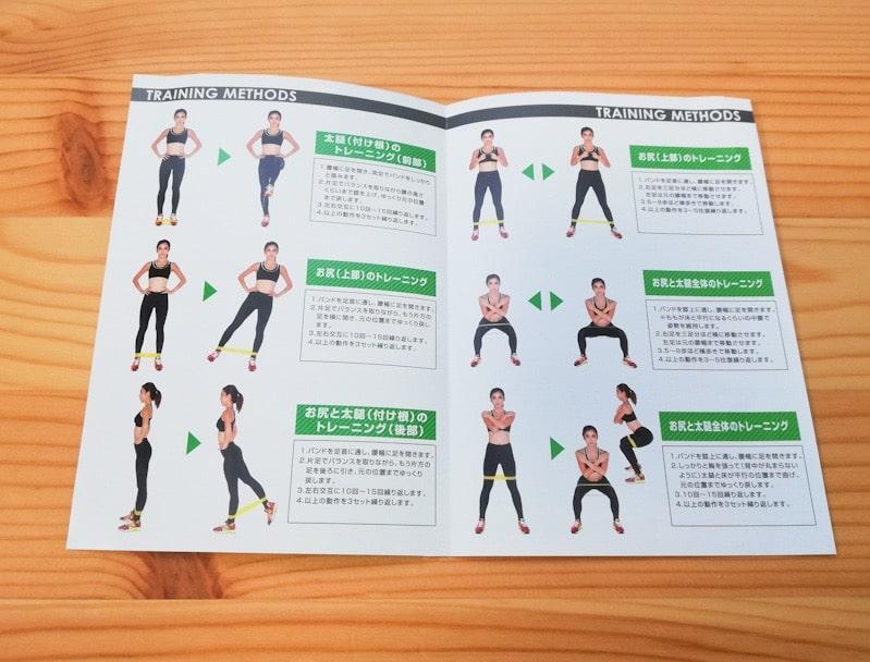 Grongのトレーニングチューブを使ったトレーニング方法