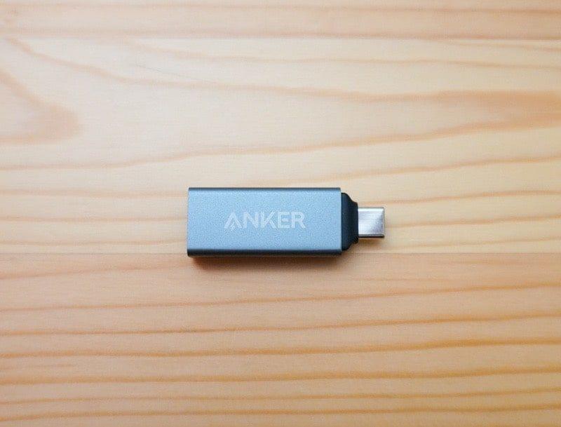 Anker USB-C 2-in-1 カードリーダー