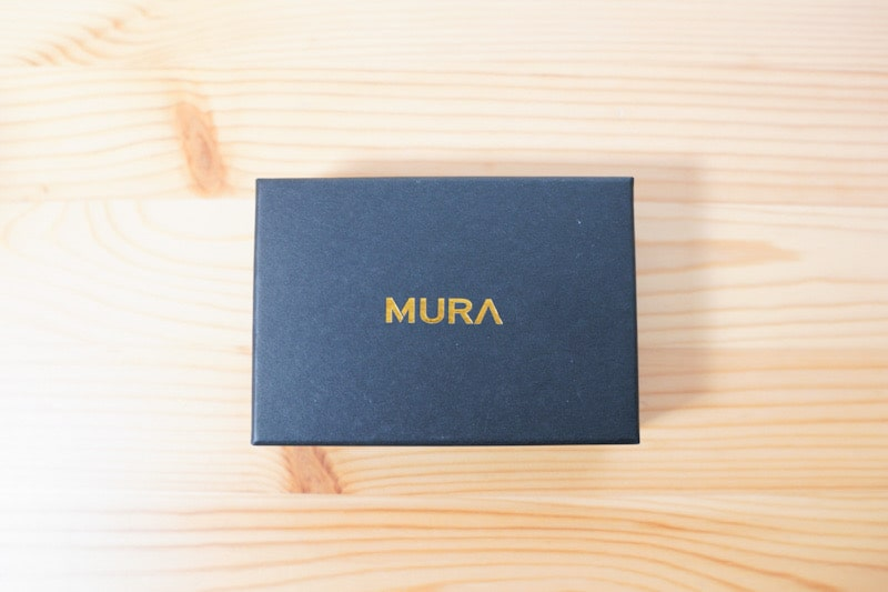 ミニ財布『MURA』