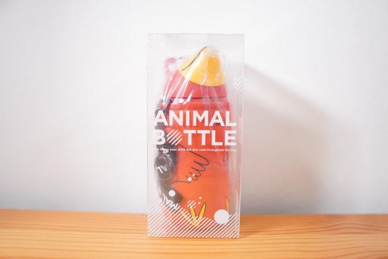 サーモマグのアニマルボトル